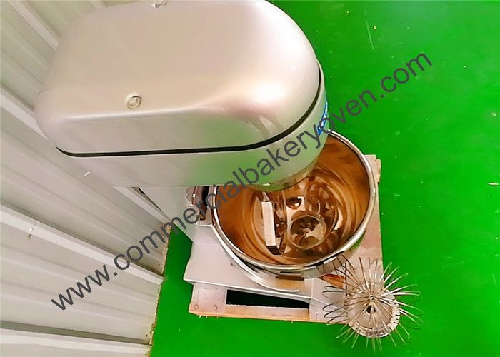 Low Noise Commercial Planetary Mixer Wear Resistance High Torque Oil Leakage